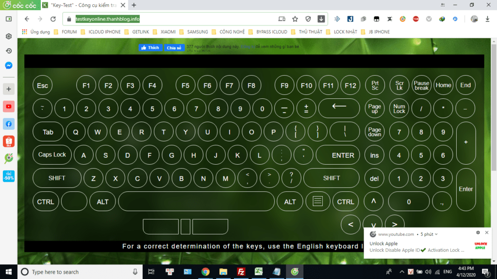 keyboard-test-online